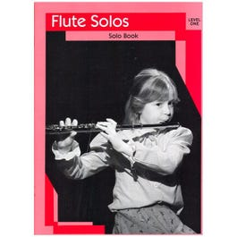 Image for Flute Solos Level 1 Flute Only from SamAsh