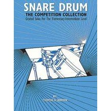 Alfred Snare Drum: The Competition Collection