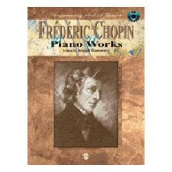 Image for Chopin Piano Works Book & CD from SamAsh