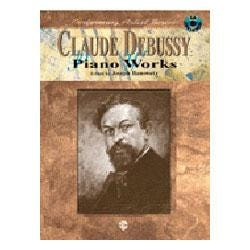 Image for Debussy Piano Works Book & CD from SamAsh