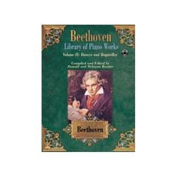 Image for Beethoven Library of Piano Works from SamAsh