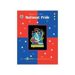 Image for Music Expressions Supplementary Grade 3 to 5: Music for National Pride (Book and from SamAsh