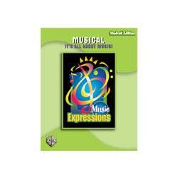 Image for Music Expressions Grade 6 Musical It's All About Music! (Student Edition) from SamAsh