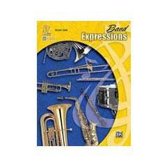 Image for Band Expressions Book One: Student Edition for Flute (Book and CD) from SamAsh
