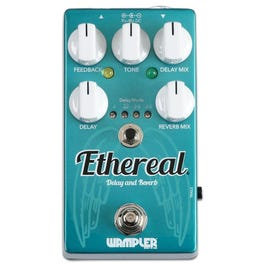 Image for Ethereal Reverb and Delay Effects Pedal from SamAsh