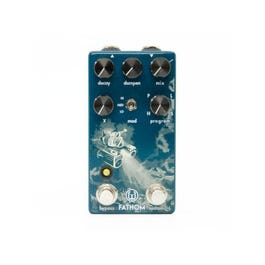 Image for Fathom Multi-Function Reverb Pedal from SamAsh
