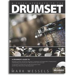 Image for A Fresh Approach To The Drumset from SamAsh