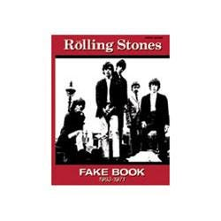 Image for The Rolling Stones Fake Book (1963-1971) from SamAsh