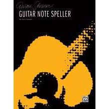 Alfred Guitar Note Speller-Book