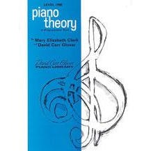 Alfred Glover -Piano Theory, Level 1