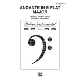 Alfred Mozart -Andante in E-flat Major