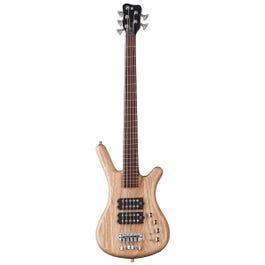 Image for GPS Corvette $$ 5 5-String Bass Guitar Natural Satin from SamAsh