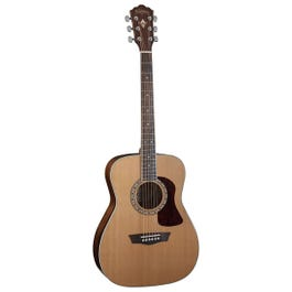 Image for Heritage Series HF11S Folk Acoustic Guitar from SamAsh