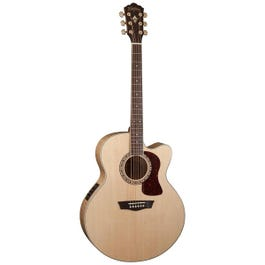 Image for HJ40SCE Heritage Jumbo Acoustic Electric Guitar from SamAsh