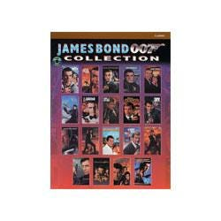 Image for The James Bond 007 Collection Book & CD (Flute) from SamAsh