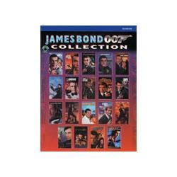 Image for The James Bond 007 Collection Book & CD (Trombone) from SamAsh