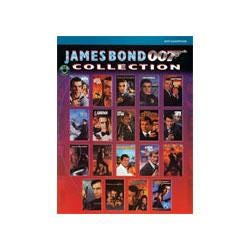 Image for The James Bond 007 Collection Book & CD (Tenor Sax) from SamAsh