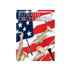 Image for Patriotic Instrumental Solos: Clarinet from SamAsh