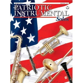 Image for Patriotic Instrumental Solos: French Horn from SamAsh