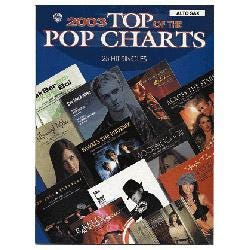 Image for 2003 Top Of The Pop Charts (Alto Sax) from SamAsh