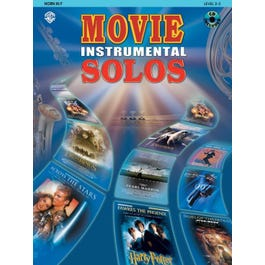 Alfred Movie Instrumental Solos French Horn (Book and CD)