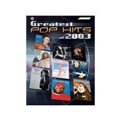 Image for Greatest Pop Hits Of 2003 Clarinet from SamAsh