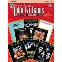 Alfred The Very Best of John Williams -Trombone-Book & CD