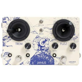 Image for Janus Tremolo/Fuzz Pedal from SamAsh