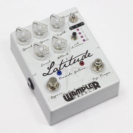 Image for Latitude Deluxe Tremolo Guitar Effects Pedal from SamAsh
