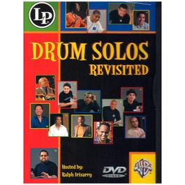 Image for Drum Solos Revisited from SamAsh