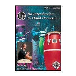 Image for An Introduction to Hand Percussion Volume 1 Congas DVD from SamAsh