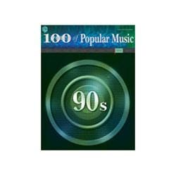 Image for 100 Years Of Popular Music - 1990s from SamAsh