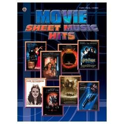 Image for Movie Sheet Music Hits from SamAsh