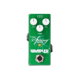 Image for Mini Faux Spring Reverb Guitar Effect Pedal from SamAsh