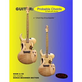 Image for Probable Chords A Chord Key Encyclopedia for Guitar (Book and CD) from SamAsh