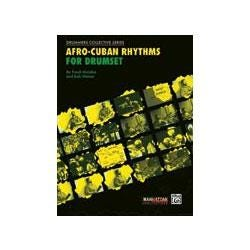 Image for Afro-cuban Rhythms For Drumset Book & CD from SamAsh