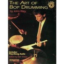 Alfred The Art of Bop Drumming -Drum Set-Book & CD