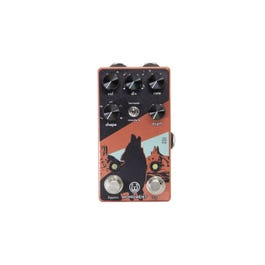 Image for Monument Harmonic Tap Tremolo V2 Guitar Effects Pedal from SamAsh