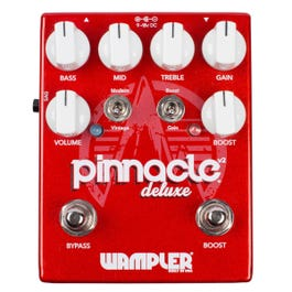 Wampler Pinnacle Deluxe Overdrive Pedal