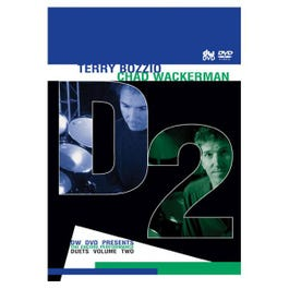 Image for D2: Terry Bozzio and Chad Wackerman Duets Volume Two from SamAsh