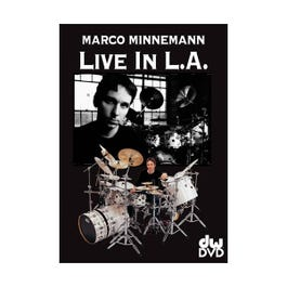 Image for Marco Minnemann Live in LA from SamAsh