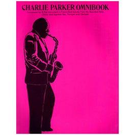 Image for Charlie Parker Omnibook for Bb Instruments (Treble Clef) from SamAsh