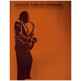 Image for Charlie Parker Omnibook for Bb Instruments (Bass Clef) from SamAsh