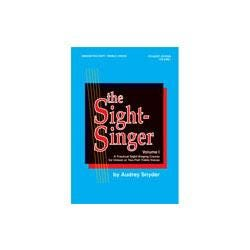 Image for The Sight-Singer Volume I for Unison or Two Part Treble Voices from SamAsh