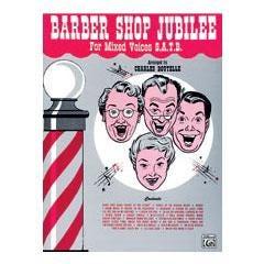 Image for Barber Shop Jubilee (4 Part Vocal) from SamAsh