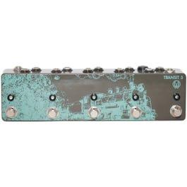 Walrus Audio Transit 5 Standard 5-Channel Bypass Switcher