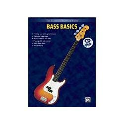 Image for Ultimate Beginner Series Bass Basics (Book and CD) from SamAsh