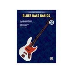 Image for Ultimate Beginner Series: Blues Bass Basics (Book and CD) from SamAsh
