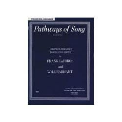 Image for Pathways of Song Volume 1 (Low Voice) from SamAsh