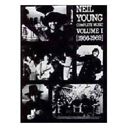 Image for Neil Young Complete - Volume I (1966-1969) from SamAsh